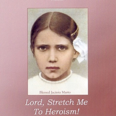 Lord, Stretch Me to Heroism (MP3s) - Fr  Angelus Shaughnessy, OFM Cap
