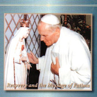 Recovery and the Message of Fatima (CDs) - Fr. Emmerich Vogt, OP