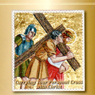 Carrying Your Personal Cross with Christ (CDs) - Fr. Andrew Apostoli, CFR