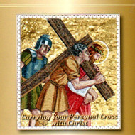 Carrying Your Personal Cross with Christ (MP3s) - Fr. Andrew Apostoli, CFR