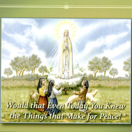 Would that Even Today You Know the Things that Make for Peace (MP3s) - Fr. Paul Check