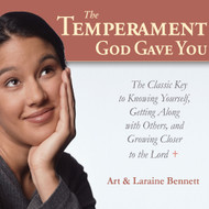 The Temperament God Gave You (CDs) - Art and Laraine Bennett