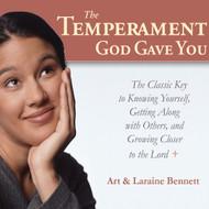 The Temperament God Gave You (CDs) - Art and Laraine Bennett