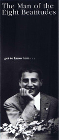 Man of the Eight Beatitudes Bl. Pier Giorgio Frassati Brochure