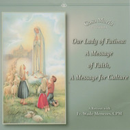 Our Lady of Fatima (CDs) - Fr. Wade Menezes, CPM