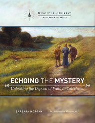 Echoing the Mystery - Barbara Morgan