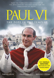 Paul VI: The Pope in the Tempest (DVD)
