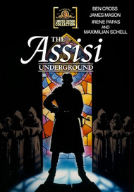 The Assisi Underground (DVD)