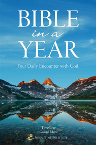 Bible in a Year (paperback) - edited by Tim Gray