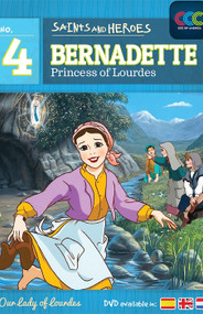 Bernadette: Princess of Lourdes (DVD)
