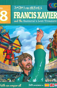 Francis Xavier and the Samurai's Lost Treasure (DVD)