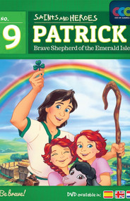 Patrick: Brave Shepherd of the Emerald Isle (DVD)