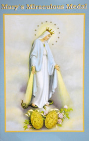 Mary's Miraculous Medal: The Novena Prayer, Origin and Stories - Slaves of the Immaculate Heart of Mary