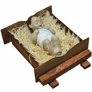 Handmade Infant Jesus