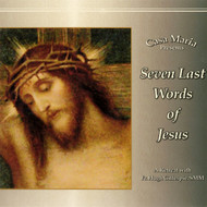 Seven Last Words of Jesus (CDs) - Father Hugh Gillespie, SMM