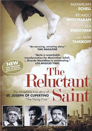 The Reluctant Saint (DVD)