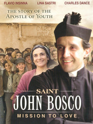 St. John Bosco: Mission to Love (DVD)