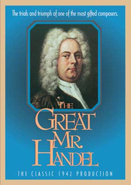 The Great Mr. Handel (DVD)