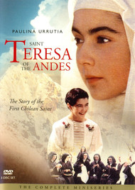 Saint Teresa of the Andes (DVD)