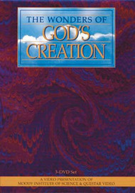 The Wonders of God's Creation (DVD)