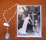 Saint Therese Chaplet With Prayers