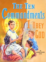 The Ten Commandments - Rev Lawrence G Lovasik
