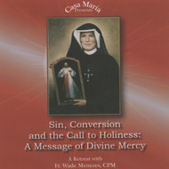 Sin, Conversion, and the Call to Holiness (CDs) - Fr. Wade Menezes, CPM