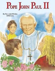 Pope John Paul II - Fr. Jude Winkler