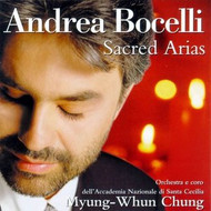 Sacred Arias (CD)