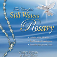 The Complete Still Waters Rosary (CD) - Vinny Flynn