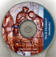 Moral Absolutes? Absolutely! (CD) - Fr. Brian Mullady, OP