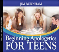 Beginning Apologetics for Teens (CD)