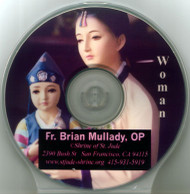 Woman (CD) - Fr. Brian Mullady, OP