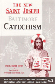 The New Saint Joseph Baltimore Catechism No. 2