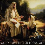 God's Love Letter to Women (CDs) - Fr. Chris Martin