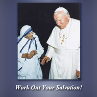 Work Out Your Salvation (CDs) - Fr. Wade Menezes, CPM