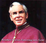 Brother Priests Entering into Lent (CDs) - Fr. Gregory Dick, O Praem
