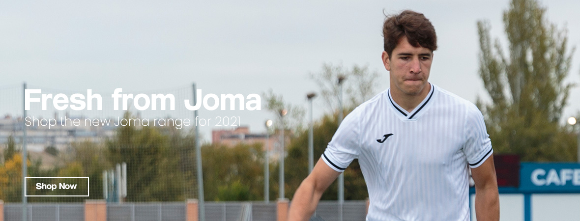 Shop the new Joma range for 2021