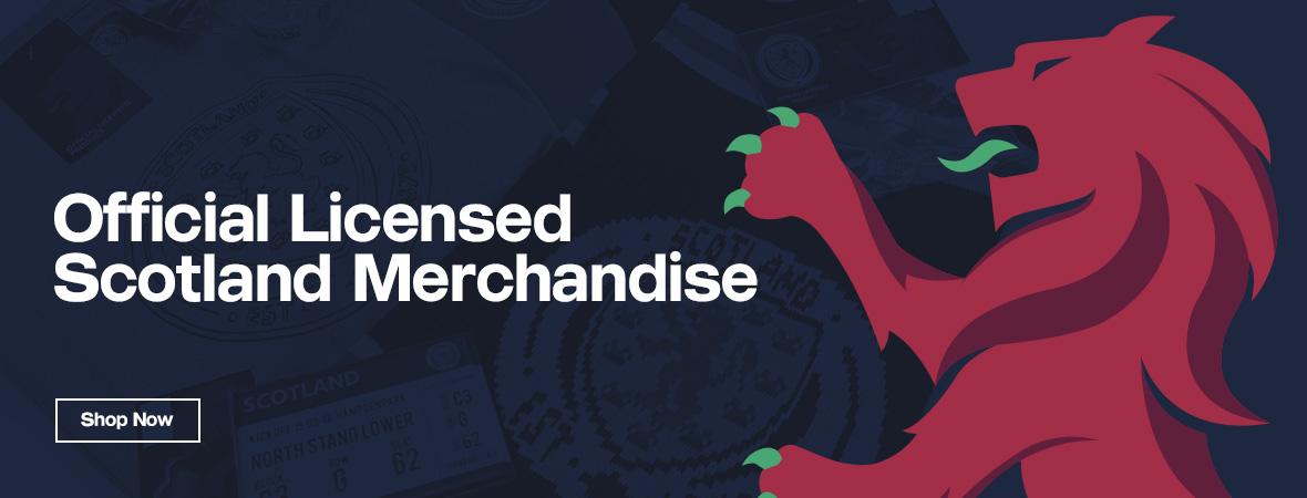 Official Licensed Scotland Merchandise