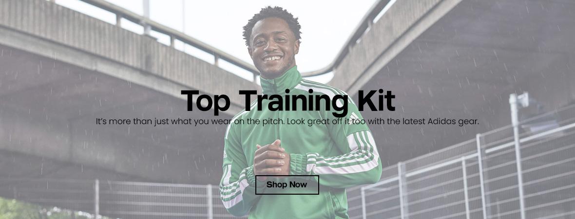 Shop the brand new Adidas Range