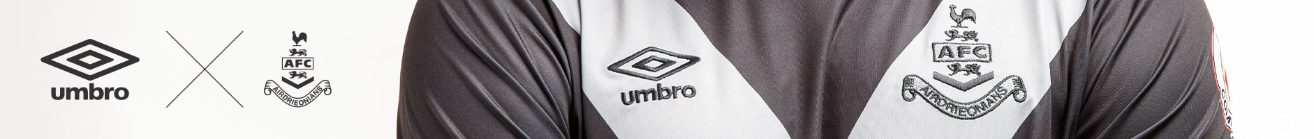 Umbro x Airdrieonians