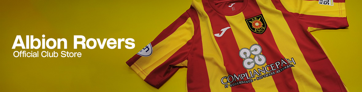 Albion Rovers | Official Club Store
