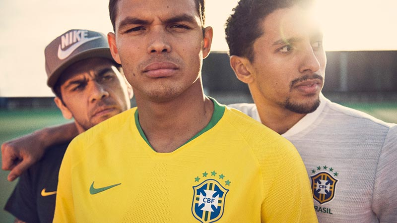 ac2d35565f8 The new Brazil World Cup kit is everything a Brazil kit should be ...