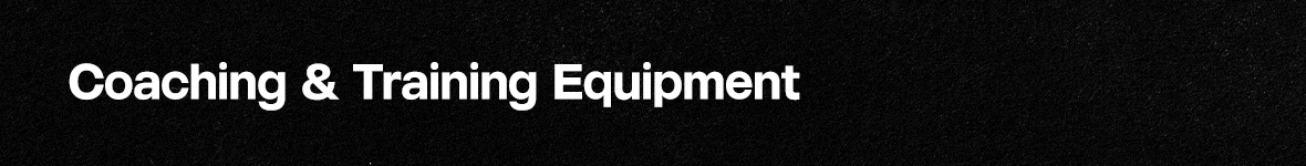 Coaching & Training Equipment