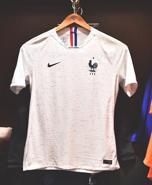 big sale e900f a65ad Allez le Bleus: the new France World Cup kits have been ...