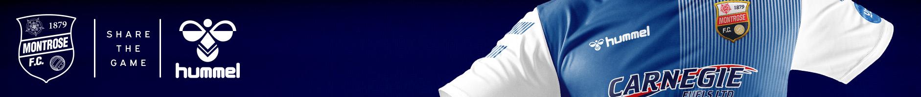 Montrose x Hummel | FN Teamwear