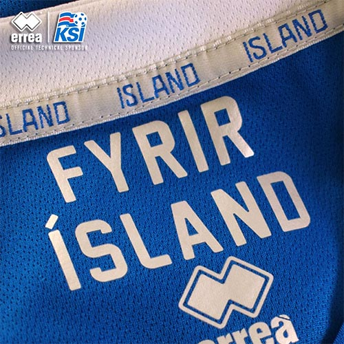 reputable site fe5c9 5639e Fyrir Island: the new Iceland World Cup Shirts are stunning ...