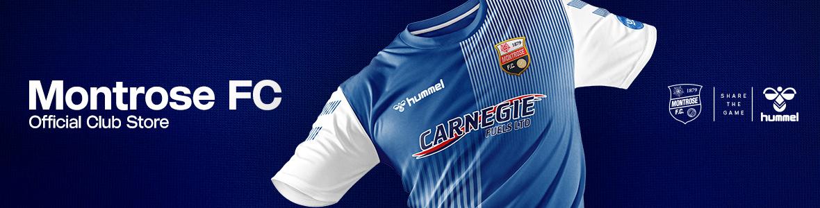 Montrose FC - Official Online Shop | FN Teamwear