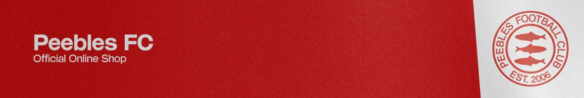Peebles FC | Official Online Shop