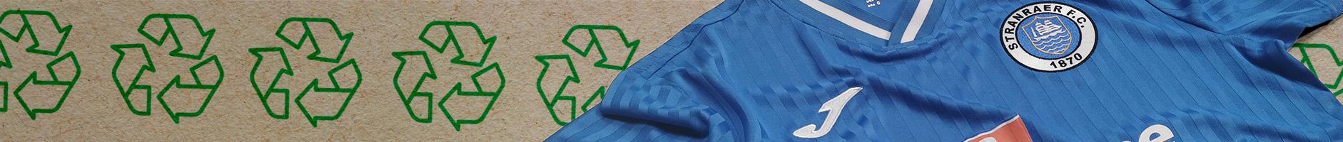 Stranraer FC | Home Shirt 2021/22